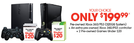 By Keshia Hannam. November 17, GameStop just released a Black Friday ad for a pre-owned $ Xbox with a mail-in rebate for $ So in the end, the Xbox comes in at $0. GameStop's (gme) strategy appears to hinge on the laziness of its customers, who may be unlikely to go through the tedious mail-in rebate process.