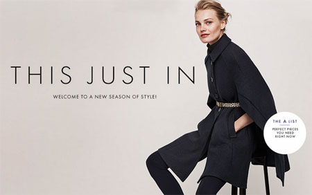 Shop New Arrivals at Ann Taylor