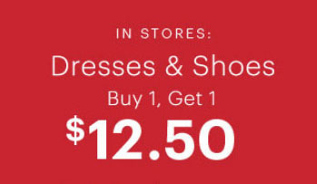 820a37d9494 Oviedo Mall     BOGO  12.50 Dresses   Shoes     Charlotte Russe
