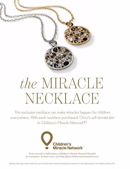 Chico's & Children's Miracle Network