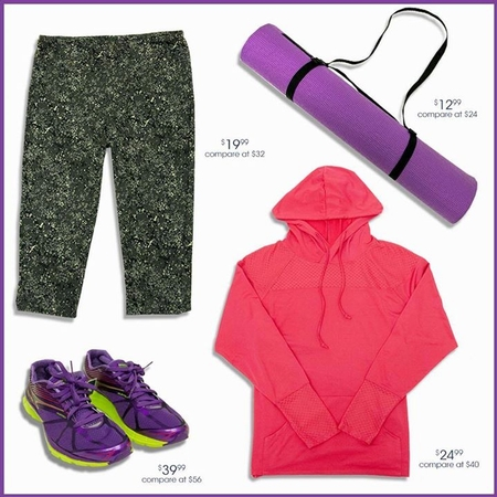 Get This Must-Have Activewear at Marshalls