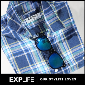 Stylist's Favorite Shirt at Express/Express Men