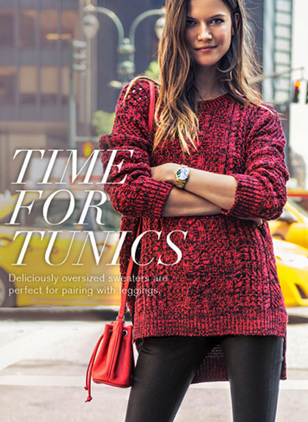 Time For Tunic Sweaters & Leggings at Express