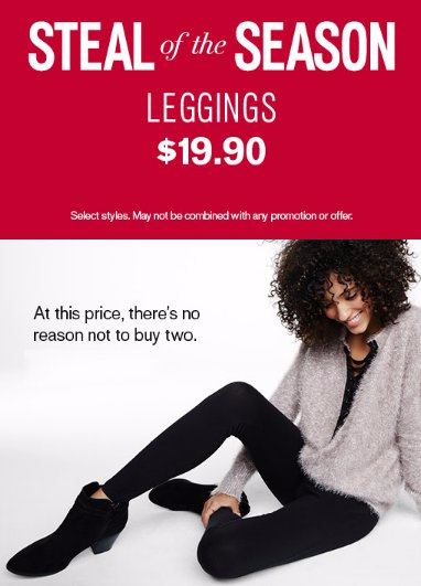 $19.90 Leggings