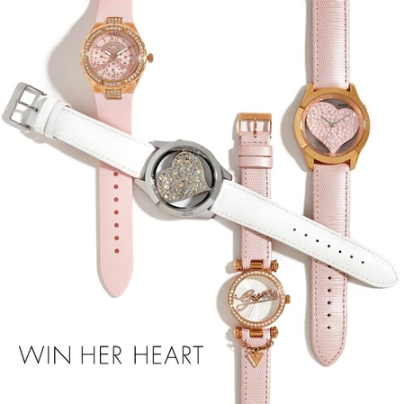 Valentine 39 S Day Treat At Guess