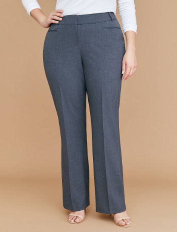 f4baaeaa06f The Greene Town Center     Curvy Allie Tailored Stretch Trouser Pant ...