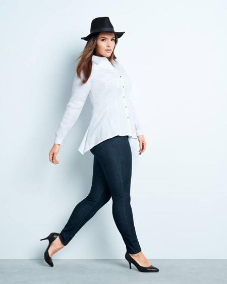 Look Stunning With Our Denim at Lane Bryant