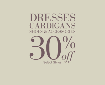 30% Off Select Styles at Lane Bryant