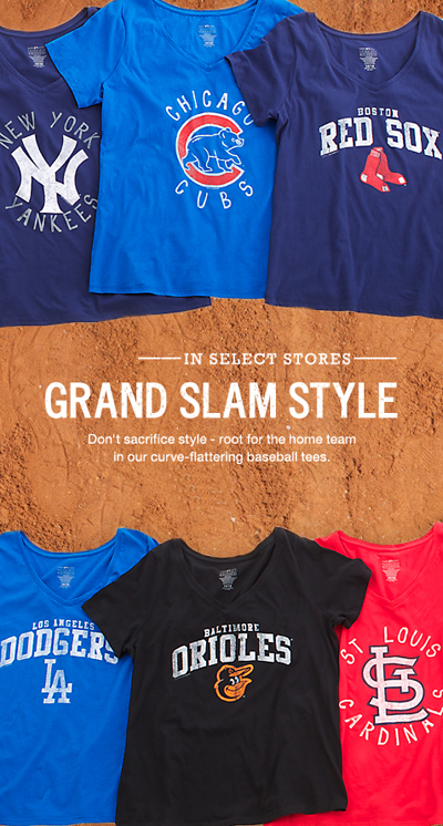 Grand Slam Style at Lane Bryant