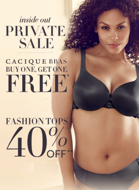 Private Sale at Lane Bryant