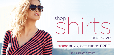 Save on Tops