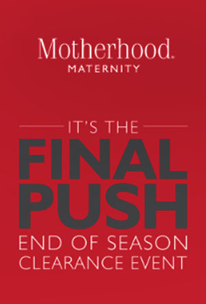 Final Push at Motherhood Maternity