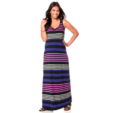 Look Great With This Most Craved Maxi at Motherhood Maternity