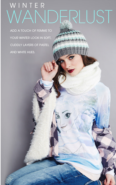 New Winter Wanderlust Styles