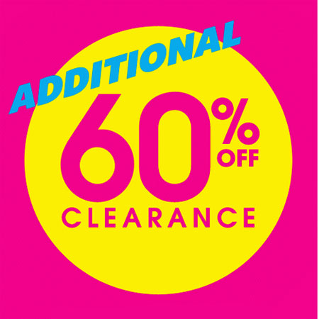 60% Off All Clearance at Wet Seal