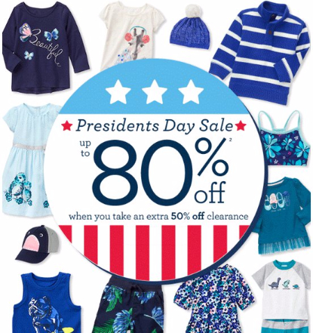 Presidents Day Sale up to 80% Off