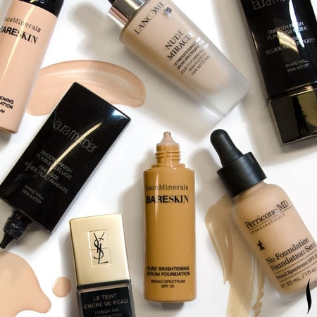 Discover These Lightweight Foundations at Sephora