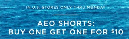 AEO Shorts BOGO for $10