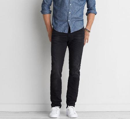 AEO Extreme Flex Slim Straight Jean