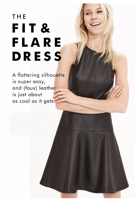 The Fit & Flare Dress