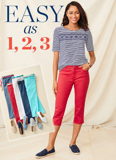 Talbots | The Denim Pants