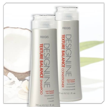 The Shampoo and Conditioner for Curly Hair at Regis Salon