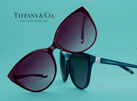 Look Great With the Tiffany Victoria Collection at LensCrafters