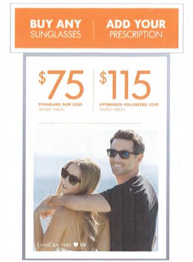 Prescription Sunglasses Sale