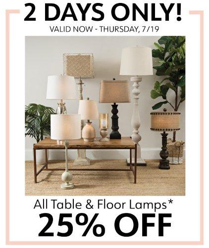 Kirklands Floor Lamps Classy Woodbury Lakes 60% Off All Table Floor Lamps Kirkland's