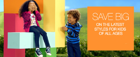 Save Big on Latest Styles for Kids at Ross Dress For Less