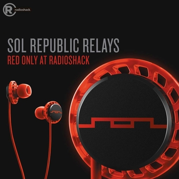 Water and Sweat-resistant Headphones at RadioShack