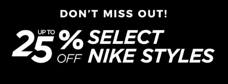 6198e2ad1b26 Outlets at Anthem ::: Up to 25% Off Select Nike Styles ::: Rack Room ...