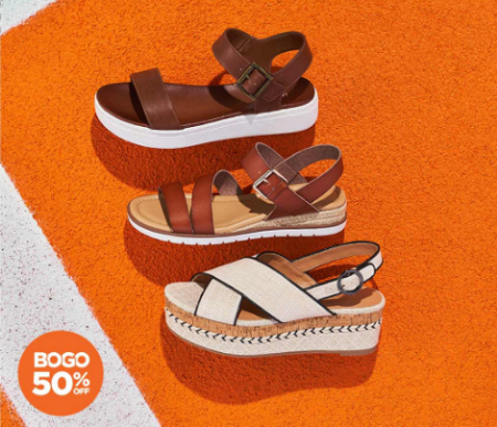 21c339d8ff7 The Shoppes at Eastchase ::: BOGO 50% Off Flatform Sandals ::: Rack ...
