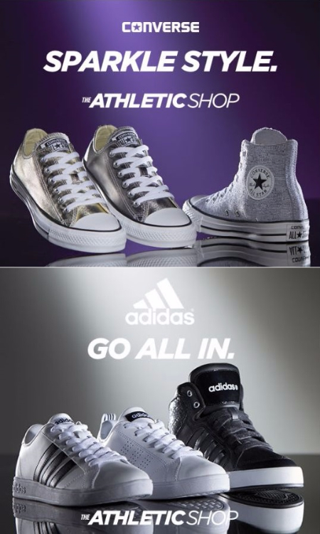 New Arrivals: Converse, Adidas & More