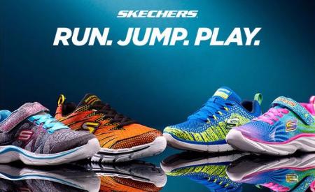 New Skechers 4 BTS
