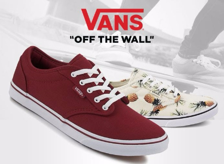 Set Up your Summer in Vans