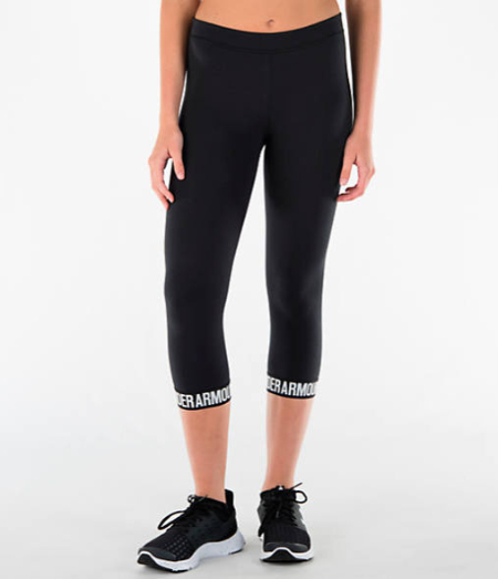 Women's Under Armour Favorite Capri