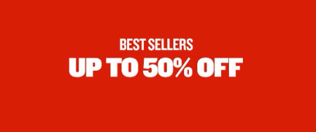 Best Sellers up to 50% Off