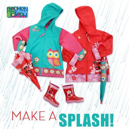 Shop Our Rain Gear