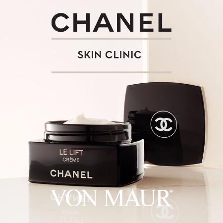 fe299847a9a Jefferson Pointe     Chanel Skin Clinic     Von Maur