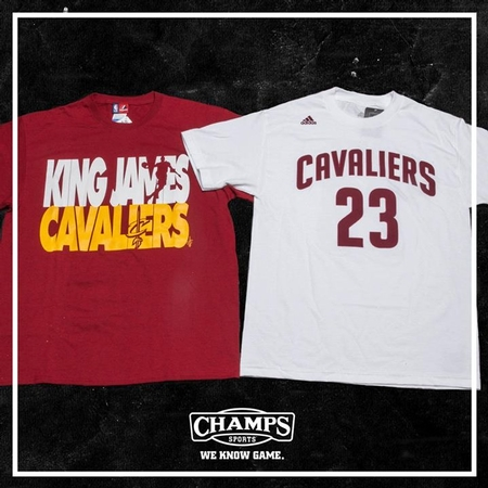 Get Back With This Shirt at Champs Sports