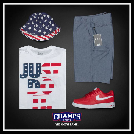 Champs Sports
