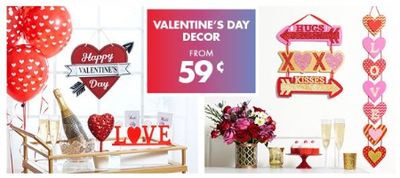 party city valentines day decor from 59