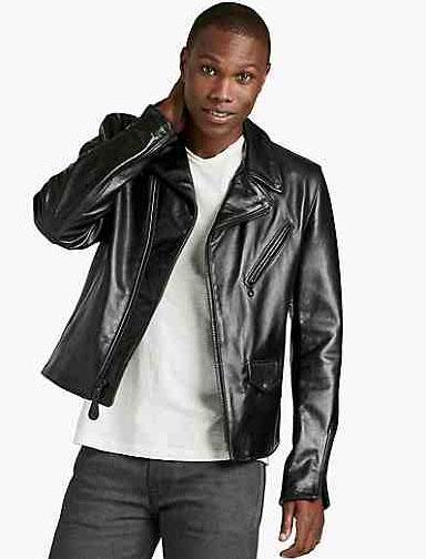 Schott x LB Bowery Jacket