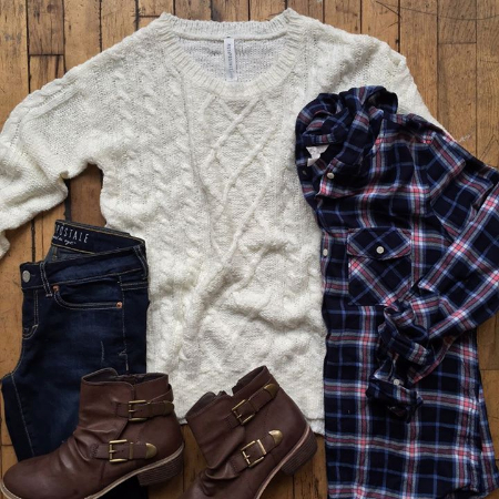 Be Fabulous With These Winter Looks at Aeropostale