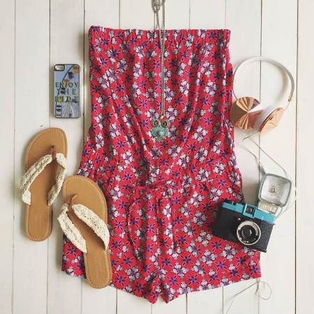 Get This Essential Romper at Aéropostale