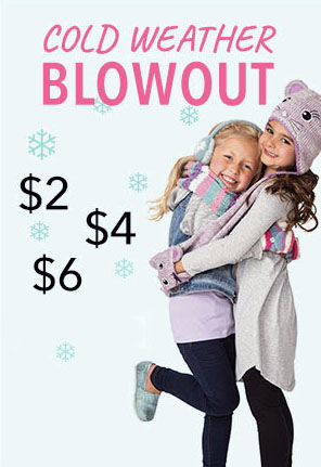 Cold Weather Blowout