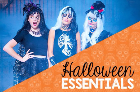 Shop Our Halloween Costume Essentials