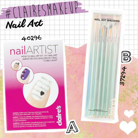Get Amazing Nails With Our Nail Art Tools at Claire's