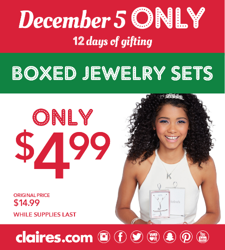 $4.99 Boxed Jewelry Sets